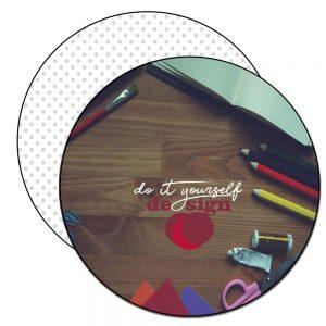 Podkladka pod mysz nadruk pełen kolor znakowanie logo