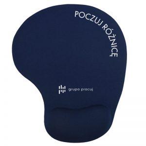 zelowe podkladki pod mysz z nadrukiem ergonomiczna zelowa komputerowa logo dla firm